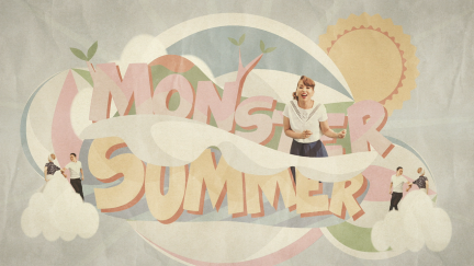 "MINMI ""MONSTER SUMMER"""