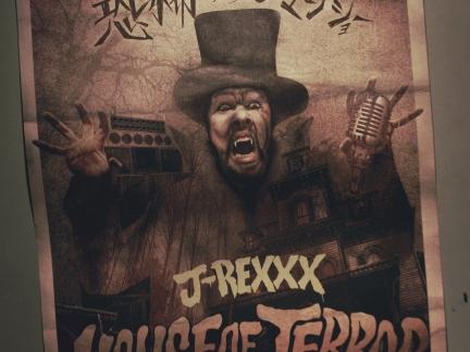 J-REXXX / HOUSE OF TERROR