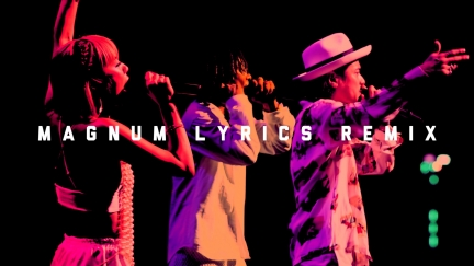 "RUDEBWOY FACE,RUEED & AKANE ""MAGNUM LYRICS"""